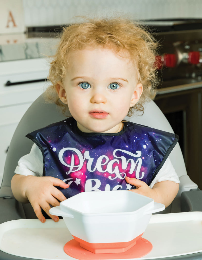 Mess-proof Easy Bib - Unisex Set of 3