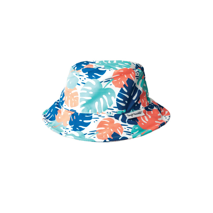 Sun Hat - Monstera