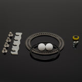 Premium Bearing Kit and Spill Control Solution for Dillon 1050 - Yellow Dampener