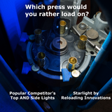 Reloading Innovations Starlight vs popular competitors light.