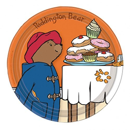 Paddington Bear Party