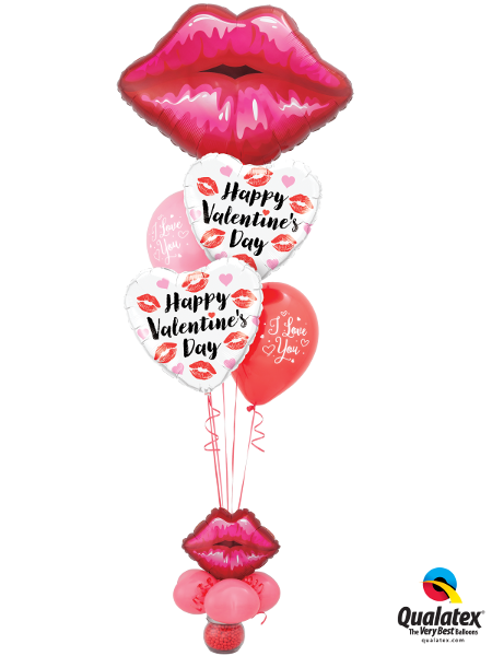 Valentine Balloon Collection