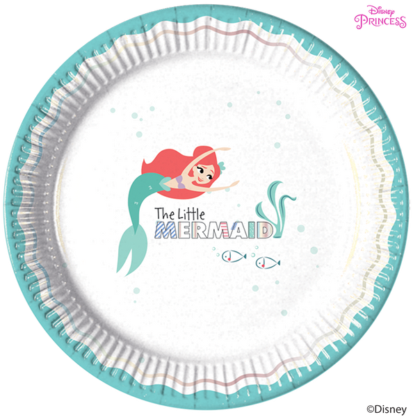 Ariel Under The Sea by Qualatex