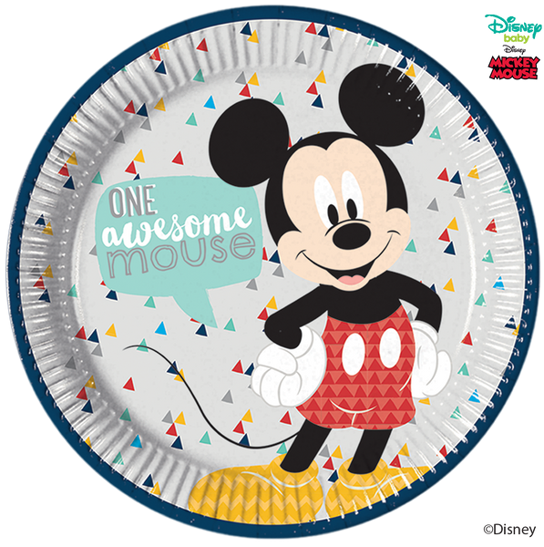 Mickey Awesome by Qualatex