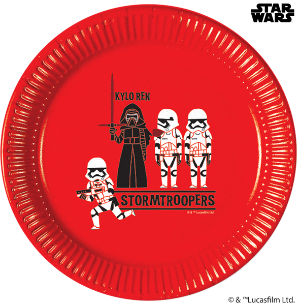 Star Wars Paper Cut by Qualatex