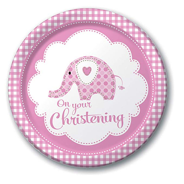 Sweet Baby Elephant Pink by Creative Party