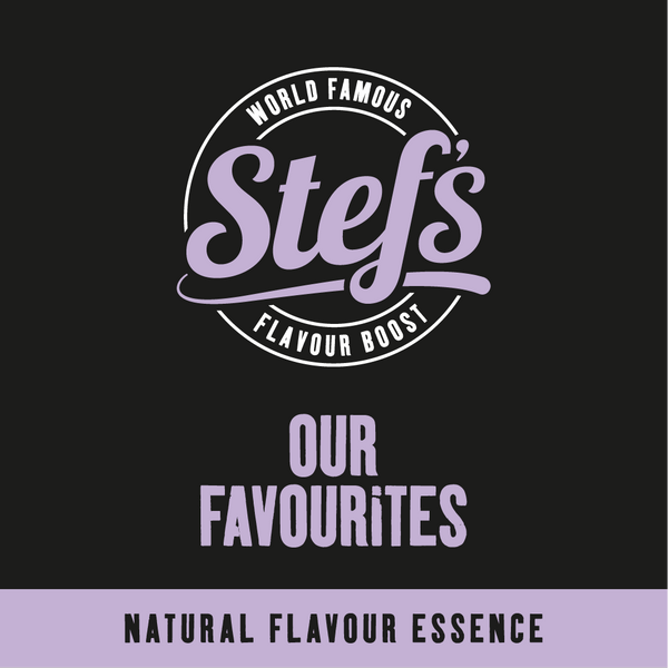Stef's Favourite Flavourings