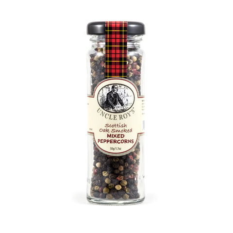 Uncle Roy's Oak Smoked Mixed Peppercorns