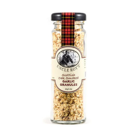 Uncle Roy's Oak Smoked Garlic Granules