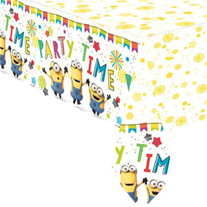 Minions Despicable Me Kids Party Supplies Tableware Pack - 8 Guests