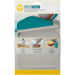 WILTON : VERSA-TOOLS SCOOP AND CHOP BAKERS BLADE