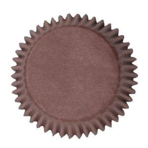 Brown Baking Cases - Pack of 50