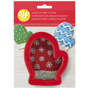 Wilton Comfort Grip Mitten Glove Cookie Cutter