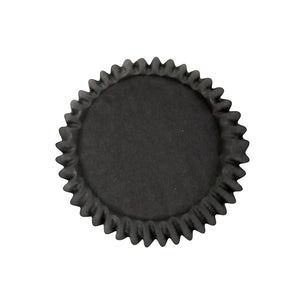 Black Baking Cases - Bulk Pack of 250