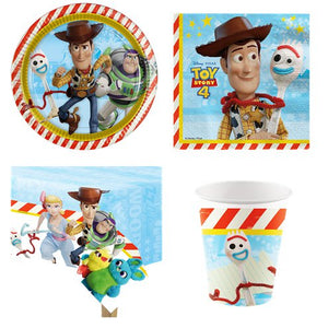 Toy Story 4 - Value Pack for 8