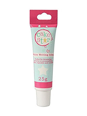 Cake Star Writing Icing - White