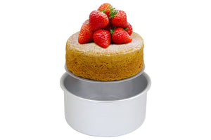 PME Loose Bottom Cake Tin - 4""