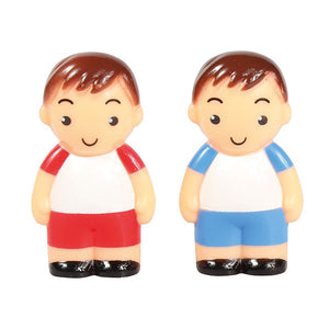 Footballer Cake Topper Set - 2 Pack