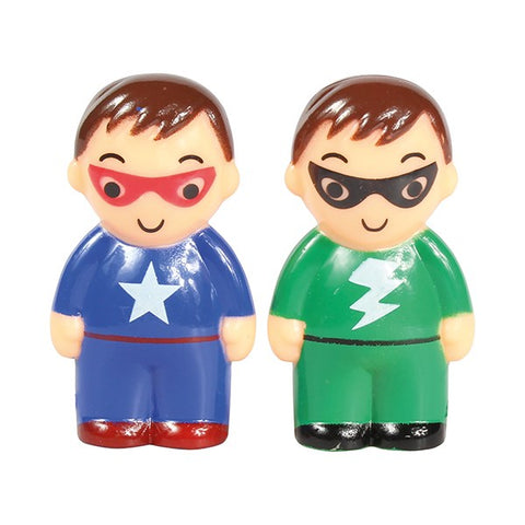 Superhero Cake Topper Set - 2 Pack
