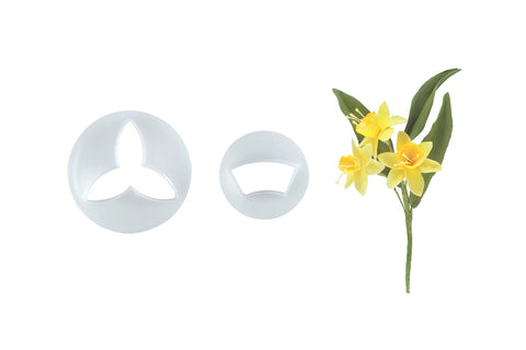 Daffodil Cutters - Set of 2