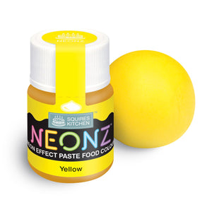 NEONZ Paste Food Colour Yellow 20g