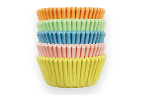 Pastel Baking Cases - Pack of 60