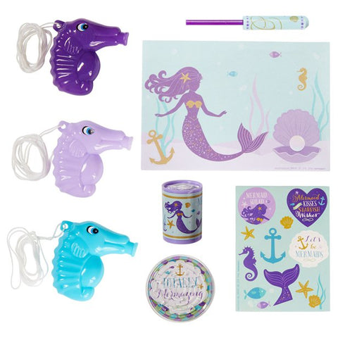 Mermaid Wishes Favour Pack of 48 Gifts