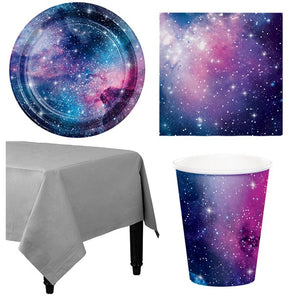 Galaxy Party Pack - Value Party Pack for 8 Guests