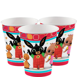 Bing Party Paper Cups - 266ml