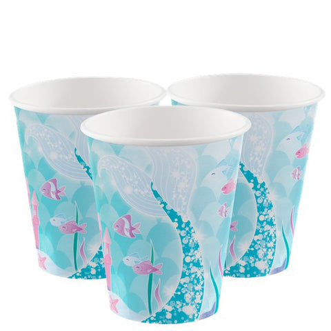 Magical Mermaid Party - Paper Cups