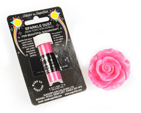 Sparkle Dust Candy Pink 2g