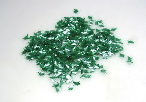 Rainbow Dust Edible Glitter Green Christmas Xmas Trees - 1.4g