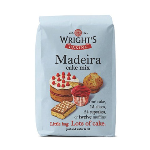 Wrights Baking Madeira Cake Mix 500g
