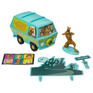 Scooby Doo The Mystery Machine Cake Decorating Set