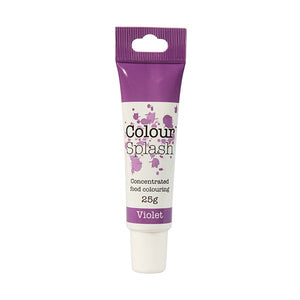 Colour Splash Gel - Violet