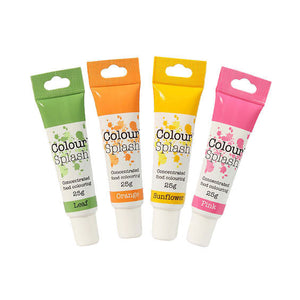 Tropical - Gel Colouring Set