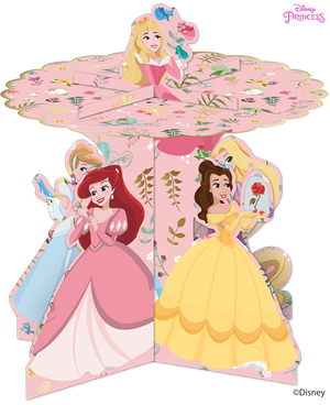 Disney Princess True Party Cupcake Stand