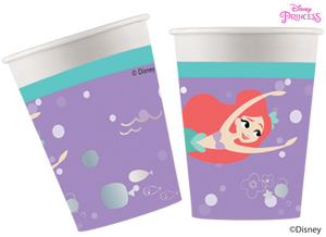 Disney Princess Ariel Under the Sea Party Paper Cups