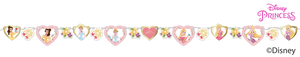 Disney Princess True Party Paper Garland