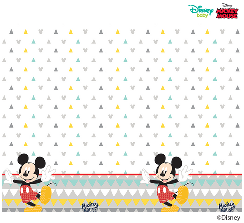 Disney Awesome Mickey Mouse Party Tablecover