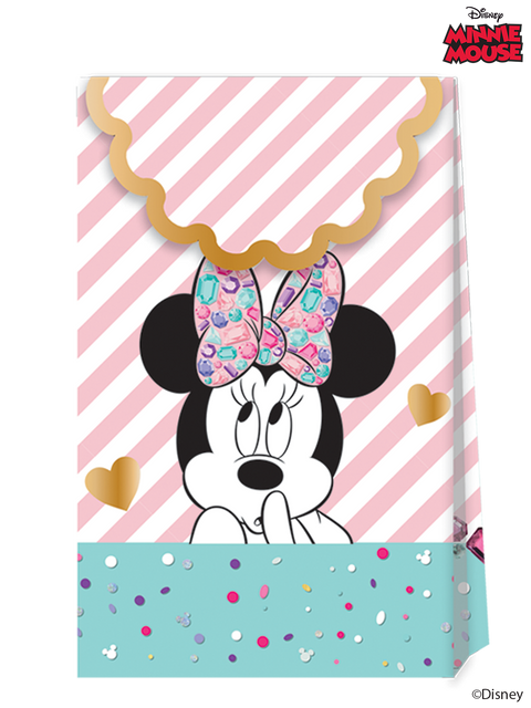 Disney Minnie Mouse Party Gem Party Bags