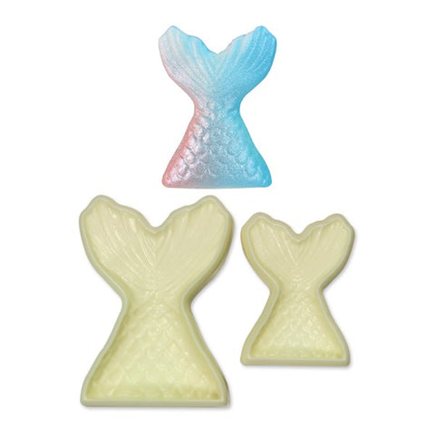 Jem Pop It Mermaid Fish Tail - 2 pack