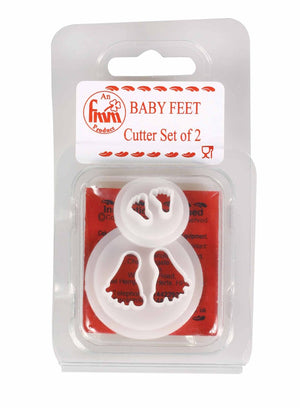 FMM Cutter Baby Feet 2 Set