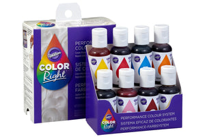 Wilton Color Right Performance Colour System