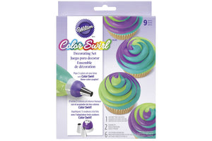 Wilton Colour Swirl Decorating Set