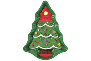 WILTON NON STICK CHRISTMAS TREE CAKE TIN