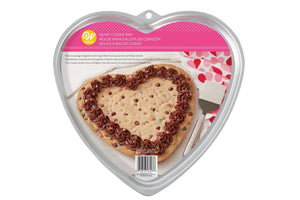 Wilton Heart Valentines Giant Cookie Tin