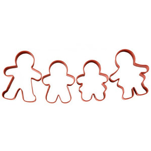 Wilton Gingerbread Family Cookie Cutters
