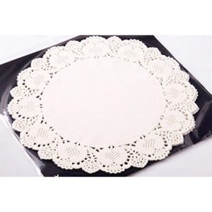 White Paper Doilies - Pack of 20