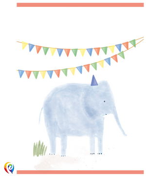 Safari Party Treat Bags - Plastic Party Loot Bags